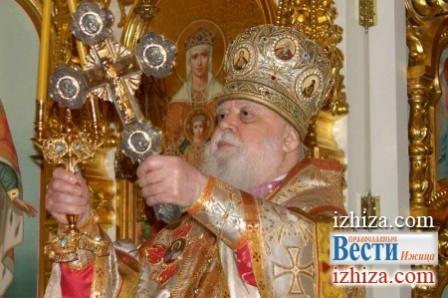 Ижевчане празднуют светлый праздник Пасхи