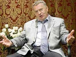 Владимир Жириновский празднует 65-летний юбилей