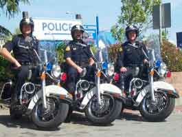 В Москве «гаишники» пересядут на мотоциклы