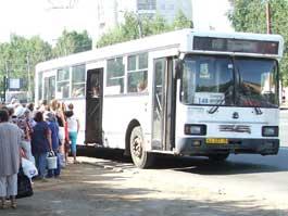 Ижевским огородникам придется подождать своих автобусов