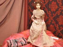 В Ижевске откроется выставка старинных кукол