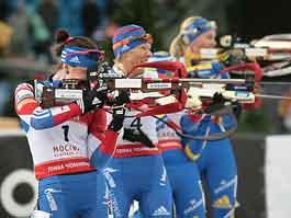 Женскую сборную России по биатлону будет тренировать немец