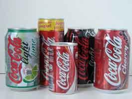 В США продадут коллекцию «Кока-колы»