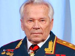 Михаил Калашников переизбран президентом Союза Российских оружейников