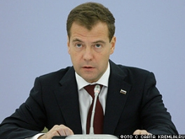 Медведев предлагает отменить техосмотр