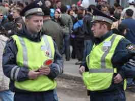 1 мая в Ижевске перекроют движение на центральных улицах