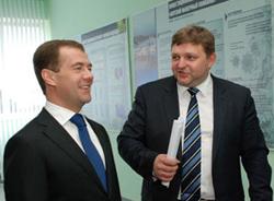 Президент России дал поручение губернатору Кировской области в стихах