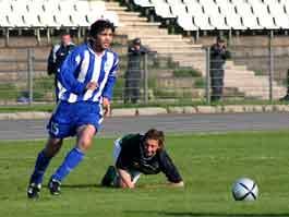 Вход на домашние матчи футбольной команды