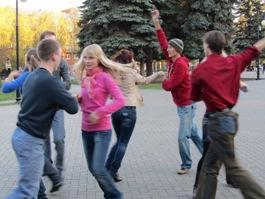 Ижевчан 1 мая научат танцевать сальсу на улице
