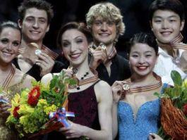 Российские фигуристы на Чемпионате мира в танцах на льду остались без медалей