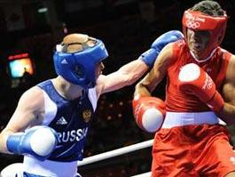 Ижевский боксер завоевал бронзу на чемпионате России