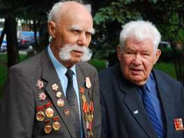 В День Победы ижевчане плакали навзрыд и восхваляли Сталина