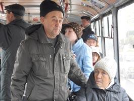 В Ижевске возобновляет работу автобус №56