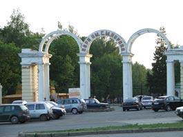 В ижевском парке им. Кирова в этом году может появиться лыжная и велотрасса