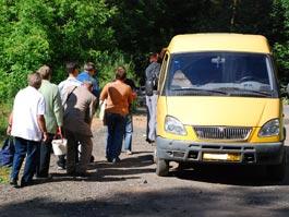 Ижевские огородники жалуются, что до их массивов не ходит автобус
