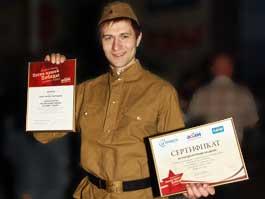 В День Победы радиостанция «Адам» наградила победителя «Караоке-битвы» путевкой в Турцию