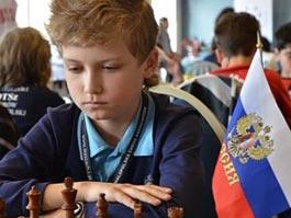 Школьник из Ижевска стал первым на Чемпионате мира по шахматам