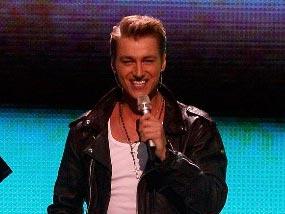 Певец из России вышел в финал «Евровидения-2011»