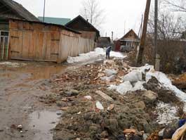 Кто в Ижевске должен следить за порядком на пустующем участке земли в частном секторе?