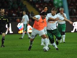 Команда Рамзана Кадырова разгромила сборную мира