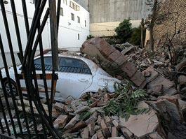 В Испании произошло два землетрясения, 10 человек погибли