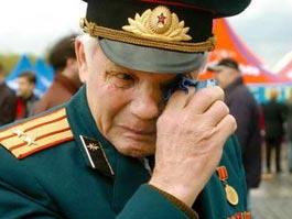 9 мая в Ижевске ветеран потерял жилет с медалями