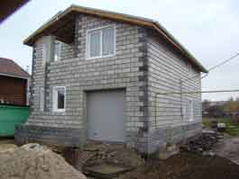 Ижевчане могут построить дом всего за один месяц!