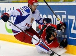 Россия обыграла Канаду и вышла в полуфинал чемпионата мира