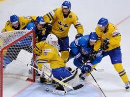 Сборная Финляндии победила шведов и стала чемпионами мира по хоккею