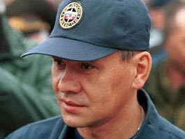 Водителя Шойгу отстранили от работы за угрозу «выстрелить в голову»