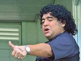 Диего Марадона станет тренером клуба из ОАЭ