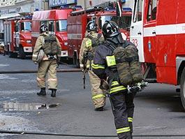 В центре Москвы заживо сгорели семь человек, еще 7 пострадали