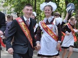 25 мая для выпускников Ижевска прозвенит последний звонок