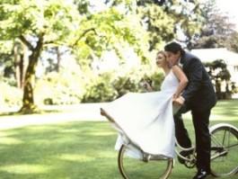 Среди российских молодожёнов входят в моду эко-свадьбы