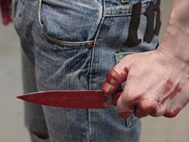 Житель Удмуртии нашел нож и просто так убил им женщину