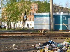 В Ижевске на Восточном поселке на одну свалку стало меньше