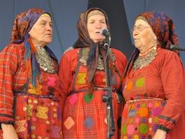 «Бурановские бабушки» из Удмуртии споют вместе с Вячеславом Бутусовым