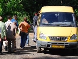 Гаишники Удмуртии будут считать пассажиров в маршрутках