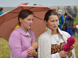 Синоптики Ижевска обещают дождливую погоду на выходные