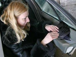 На владельцев тонированных авто в Удмуртии объявлена охота