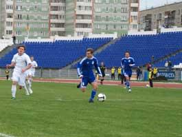 «Зенит-Ижевск» проиграл «Челябинску» на последних минутах