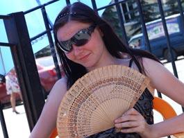 В Ижевске заморозки сменятся 27-градусной жарой