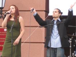 Впервые в Ижевске прозвучал армянский рэп