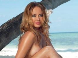 Жанна Фриске снялась в эротической фотосессии на Мальдивах
