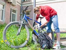Когда в Ижевске появятся парковки для велосипедистов?