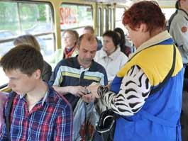 С 4 июня в Ижевске проезд в общественном транспорте подорожает до 13 рублей