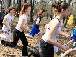 Среди школьников Ижевска выберут лучшего бегуна