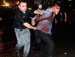 Грузинский спецназ разогнал митинг оппозиции, есть жертвы