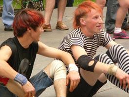 Рабочая молодежь Удмуртии покажет таланты на «Жаре-2011»