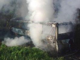 В Тверской области автобус врезался в машину, семь погибших